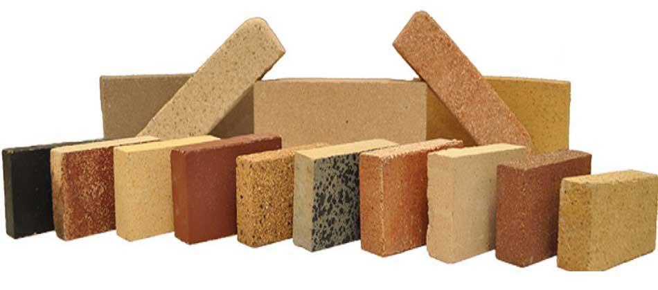 خرید انواع آجر ساختمانی