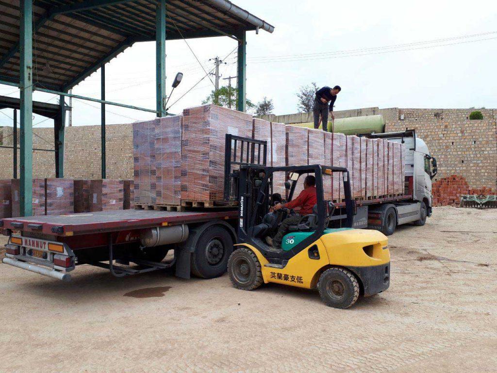 صادرات انواع آجر ساختمان