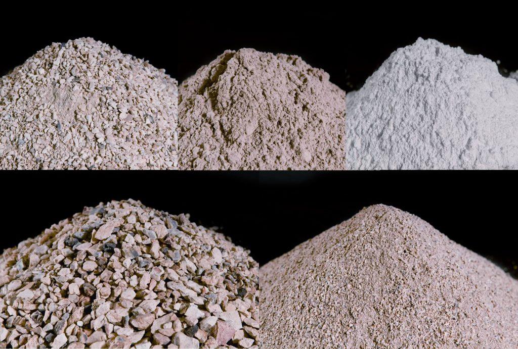 فروش عمده خاک آجر