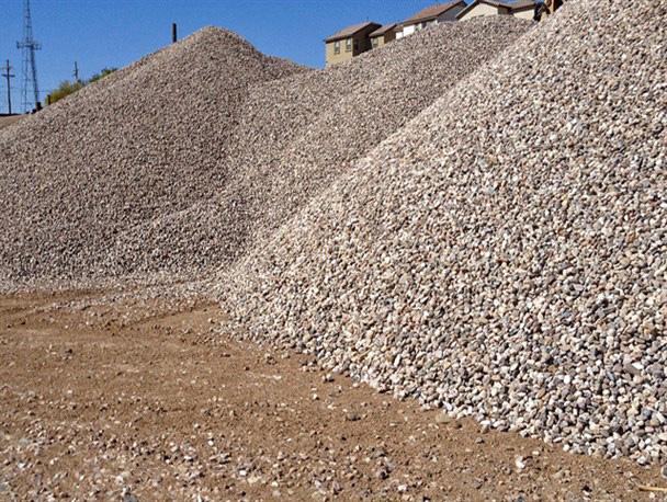 فروش انواع خاک ساختمانی